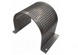 Perforated Guard Bracket