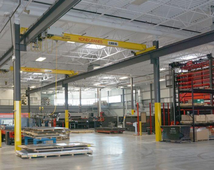 Shop CNC Laser Cutting Overview