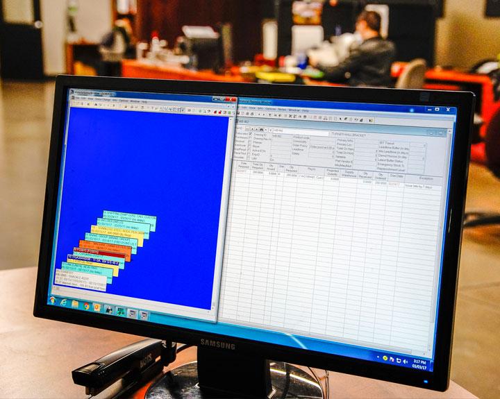 MRP Project Management
